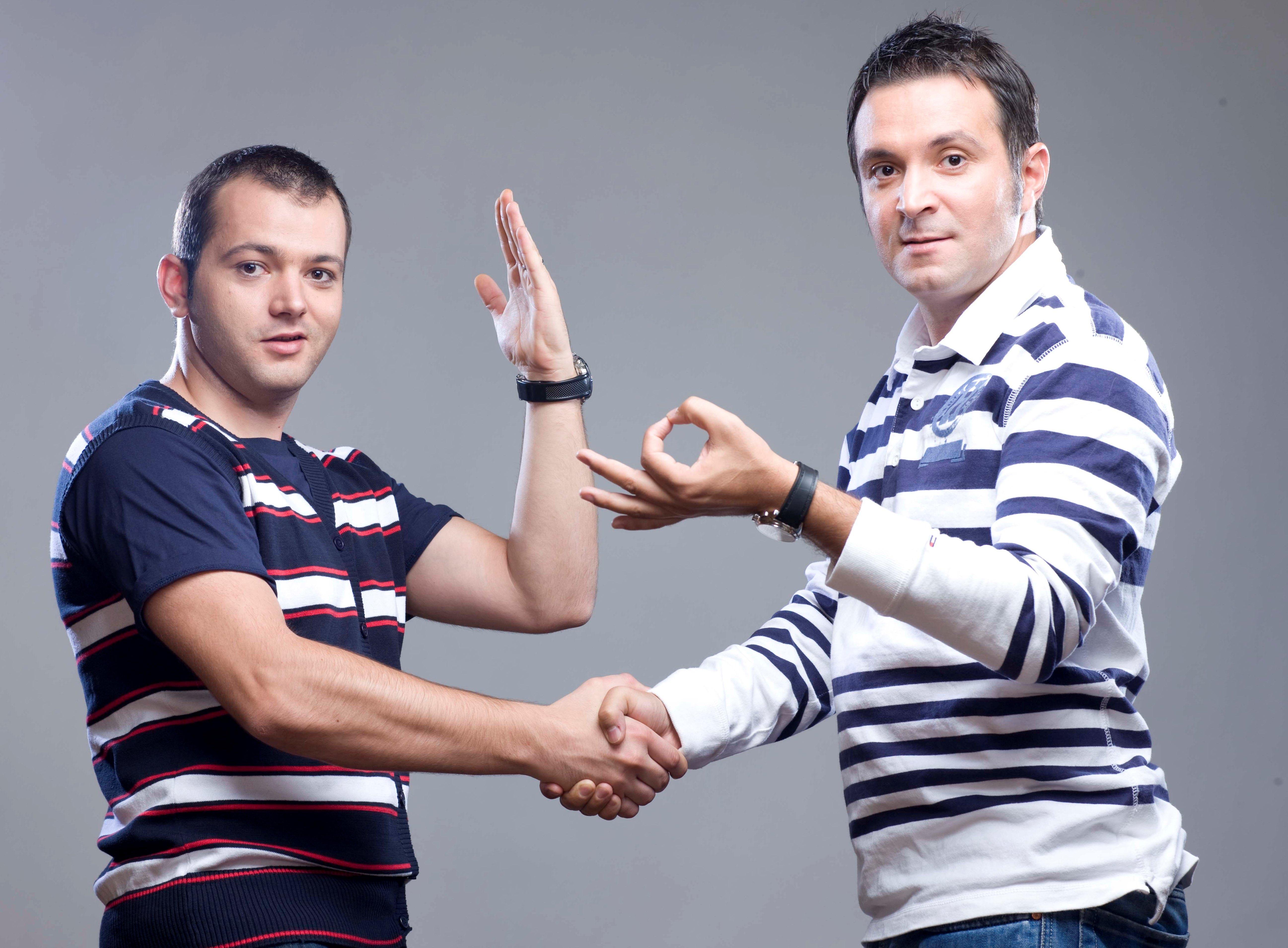 Mihai Morar si Buzdugan