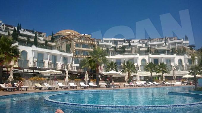 Acesta este hotelul din Bodrum unde este cazata compatrioata noastra in Turcia