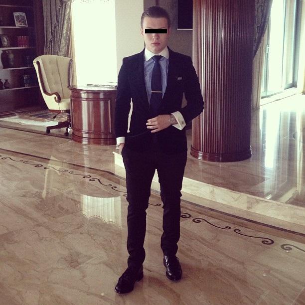 Fiul lui Rus a studiat la cea mai scumpa scoala din lume