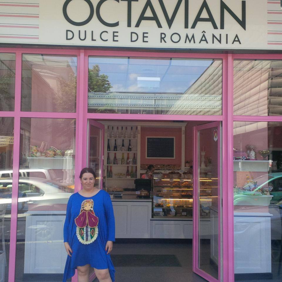 Oana Roman a slabit 20 de kilograme