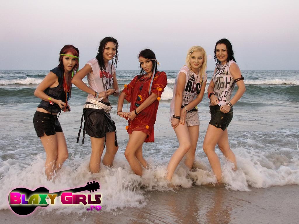 Trupa Blaxy Girls a rezistat in peisajul muzical aproape sapte ani