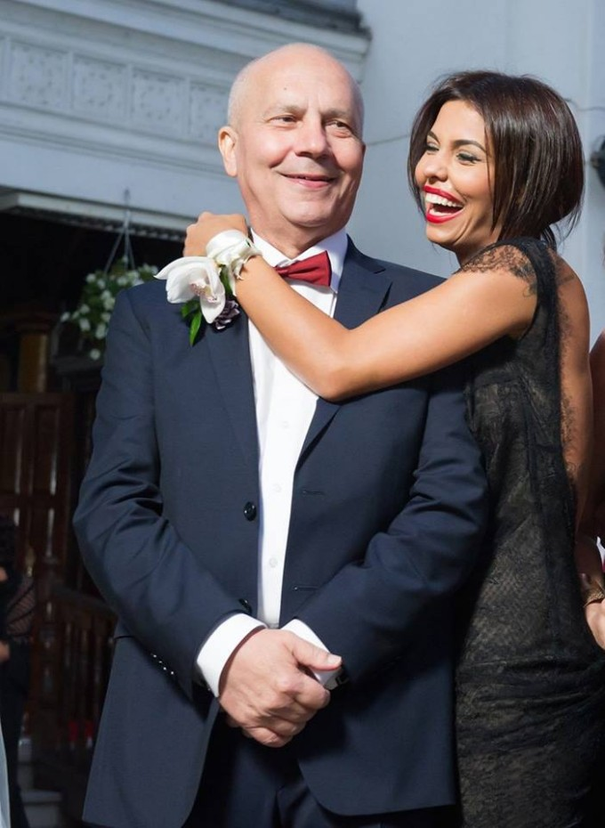 Andreea Popescu si tatal ei au avut o relatie speciala