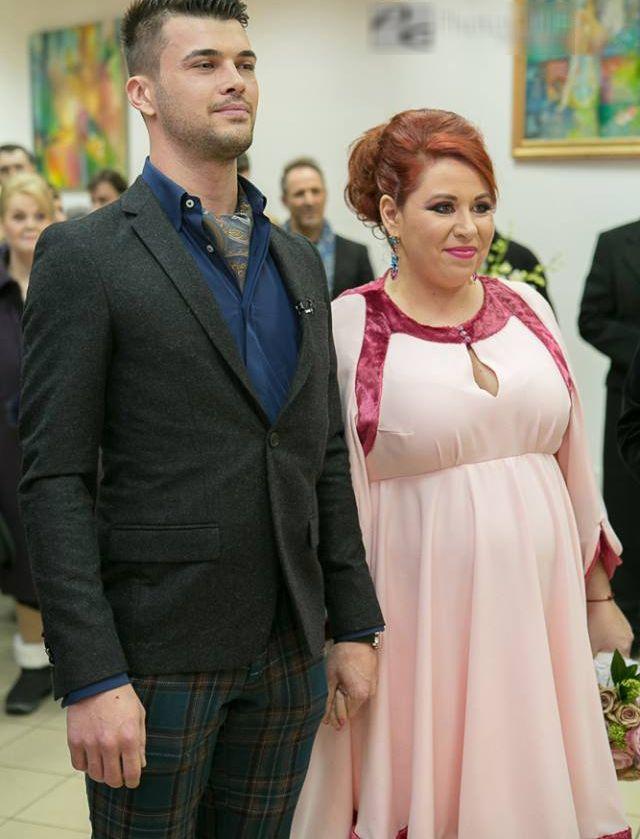 Oana si Marius s-au casatorit civil, iar acum vor face cununia religioasa