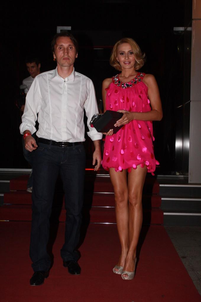 Crina Abrudan si Gabi Popescu sunt impreuna de aproape cinci ani