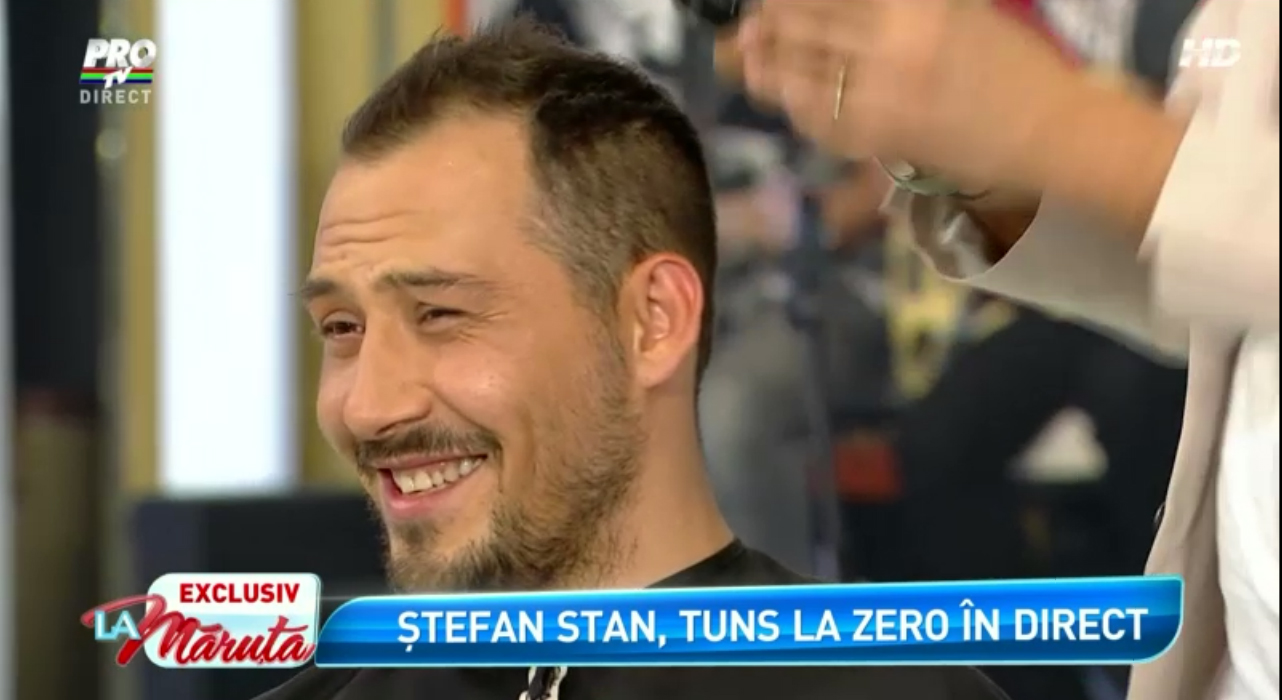 Stefan Stan a pierdut pariul cu Maruta, dupa ce nu a acceptat sa se desparta de iubita sa in direct