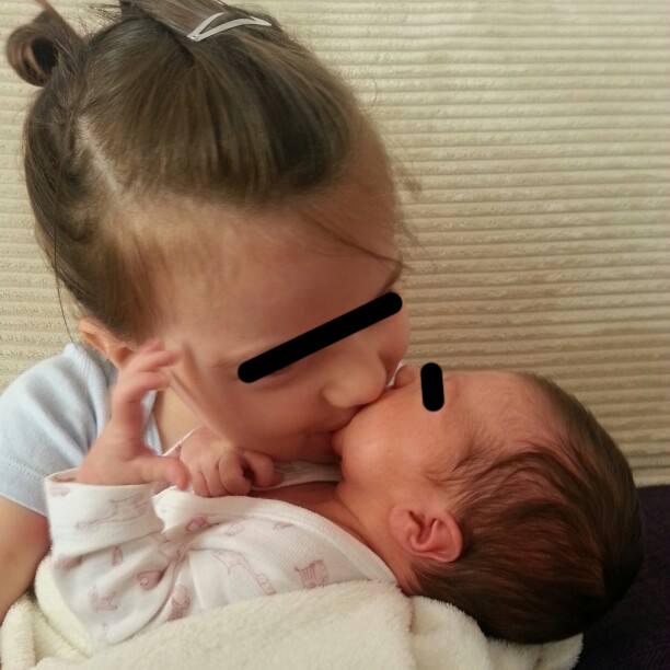 In urma cu aproximativ trei saptamani, Doinita a devenit mamica pentru a doua oara
