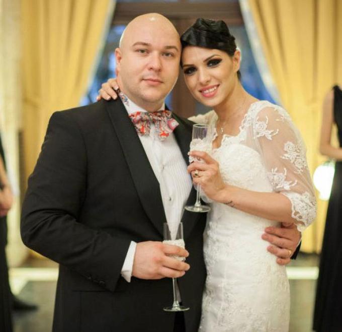 Sorana si Paul pareau unul dintre cele mai fericite cupluri din lume