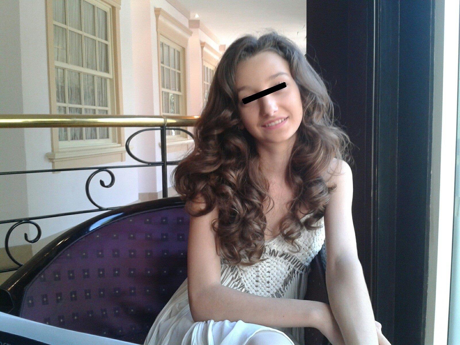 Daria Crisan este acum o domnisoara in adevaratul sens al cuvantului sursa: arhiva personala