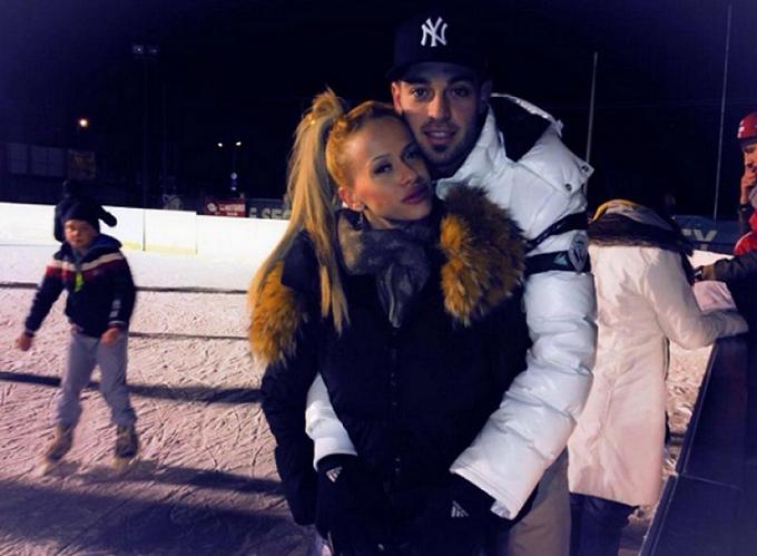 Anda Adam si iubitul ei de 19 ani, Catalin Tira