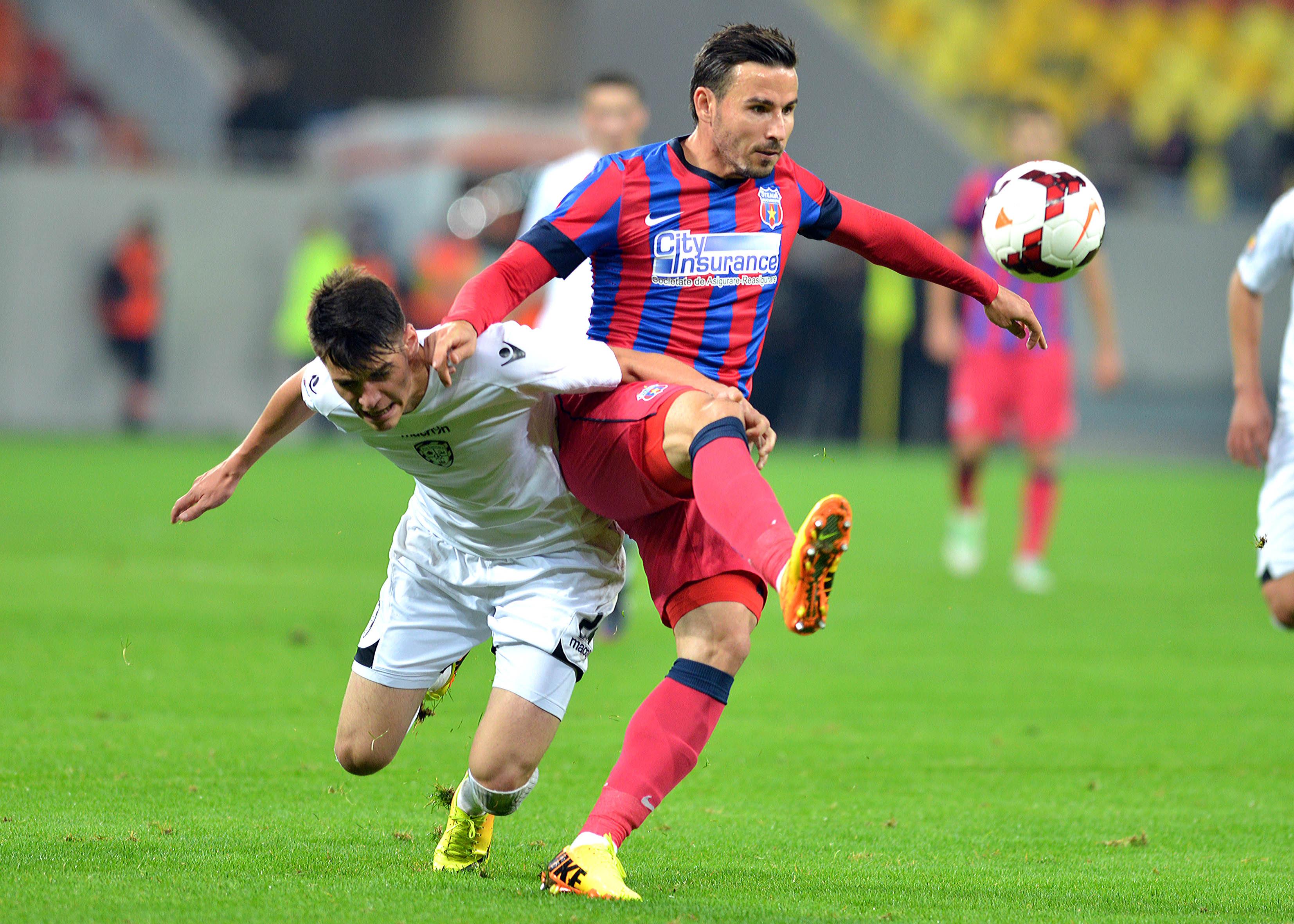Dupa ce a plecat de la Steaua, Adrian Cristea nu a reusit sa isi mai gaseasca echipa