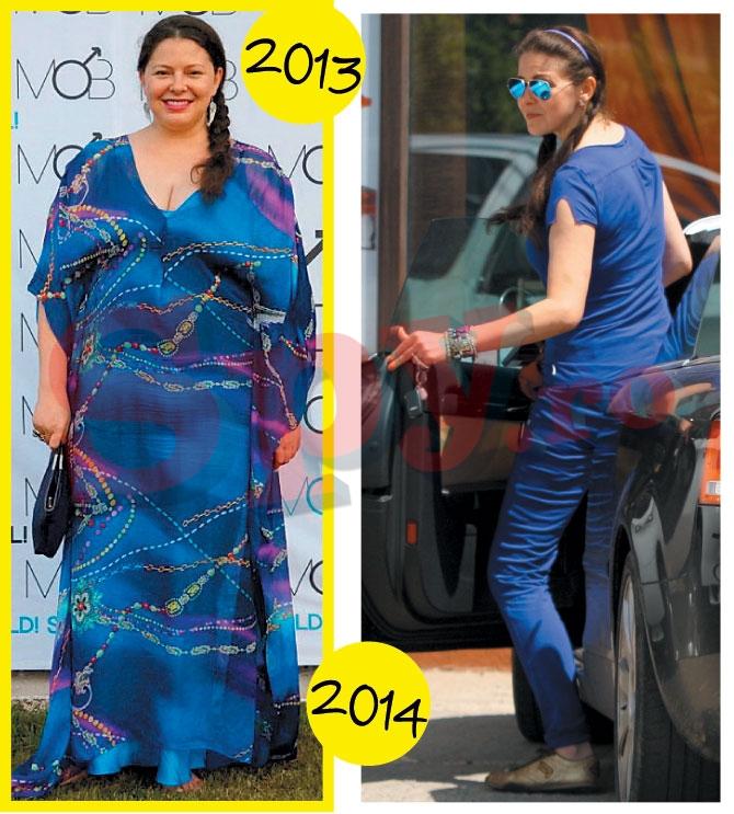 Transformare incredibila pentru creatoarea de moda