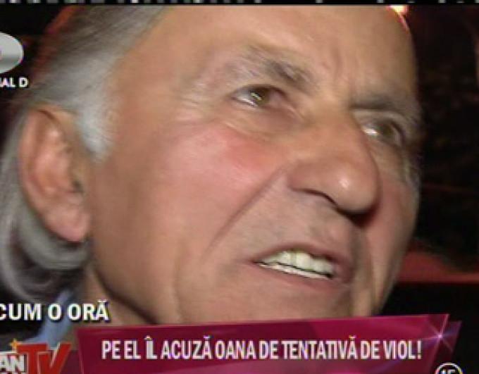 Pe el il acuza Oana Zavoranu pentru tentativa de viol