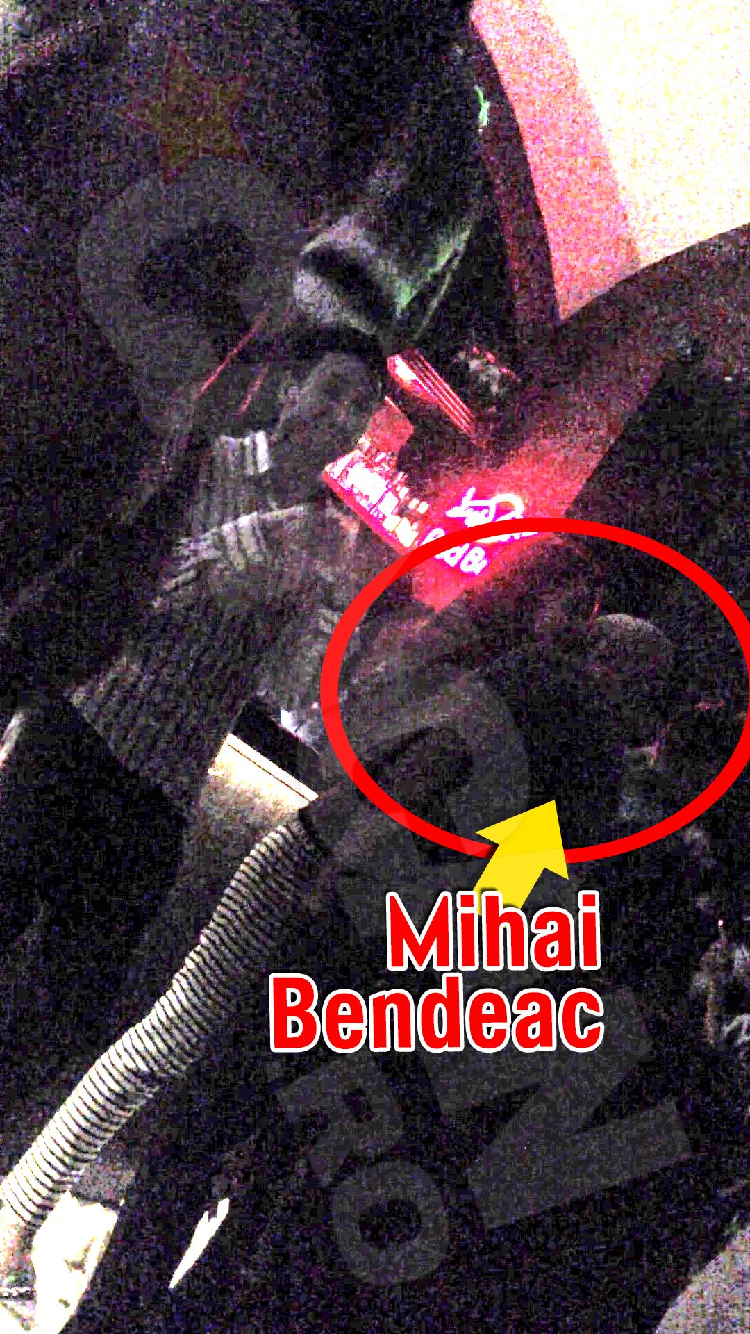 In weekend, Mihai Bendeac a mai facut o cucerire