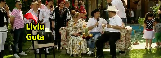 Manelistul a luat parte la petrecerea organizata acasa la regele Cioaba