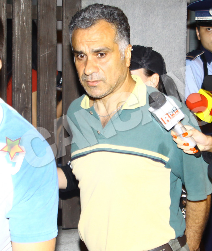 Kanan Ali a fost retinut, imediat dupa incident, fiind si acum arestat