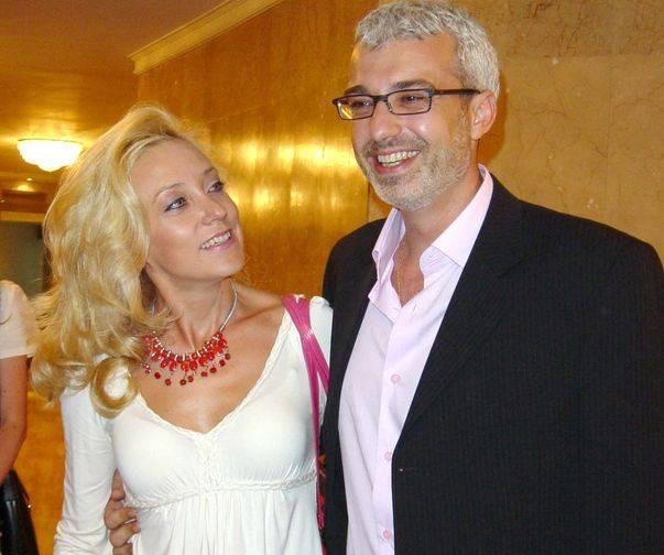 Cantaretul, pe vremea cand forma o familie fericita cu Lucia Bubulac