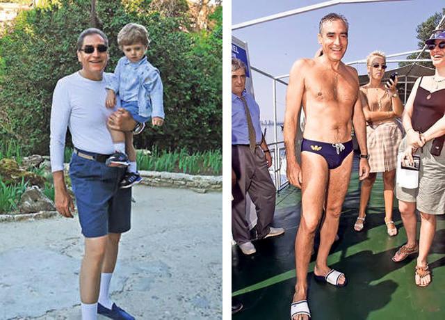 Si acum, fostul premier arata la fel de bine ca in tinerete