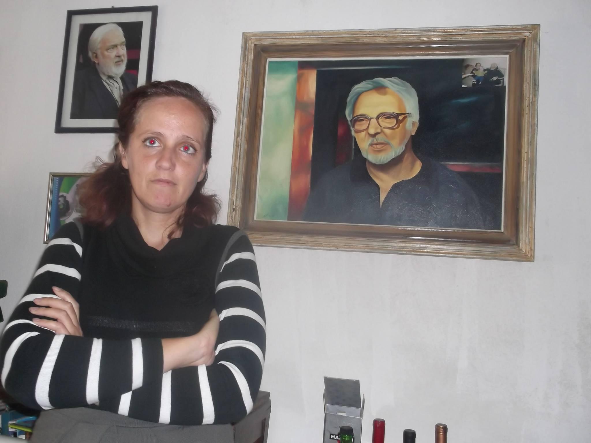 Anca Vladu spune ca a fost socata de cum a vorbit despre ea tatal sau adoptiv