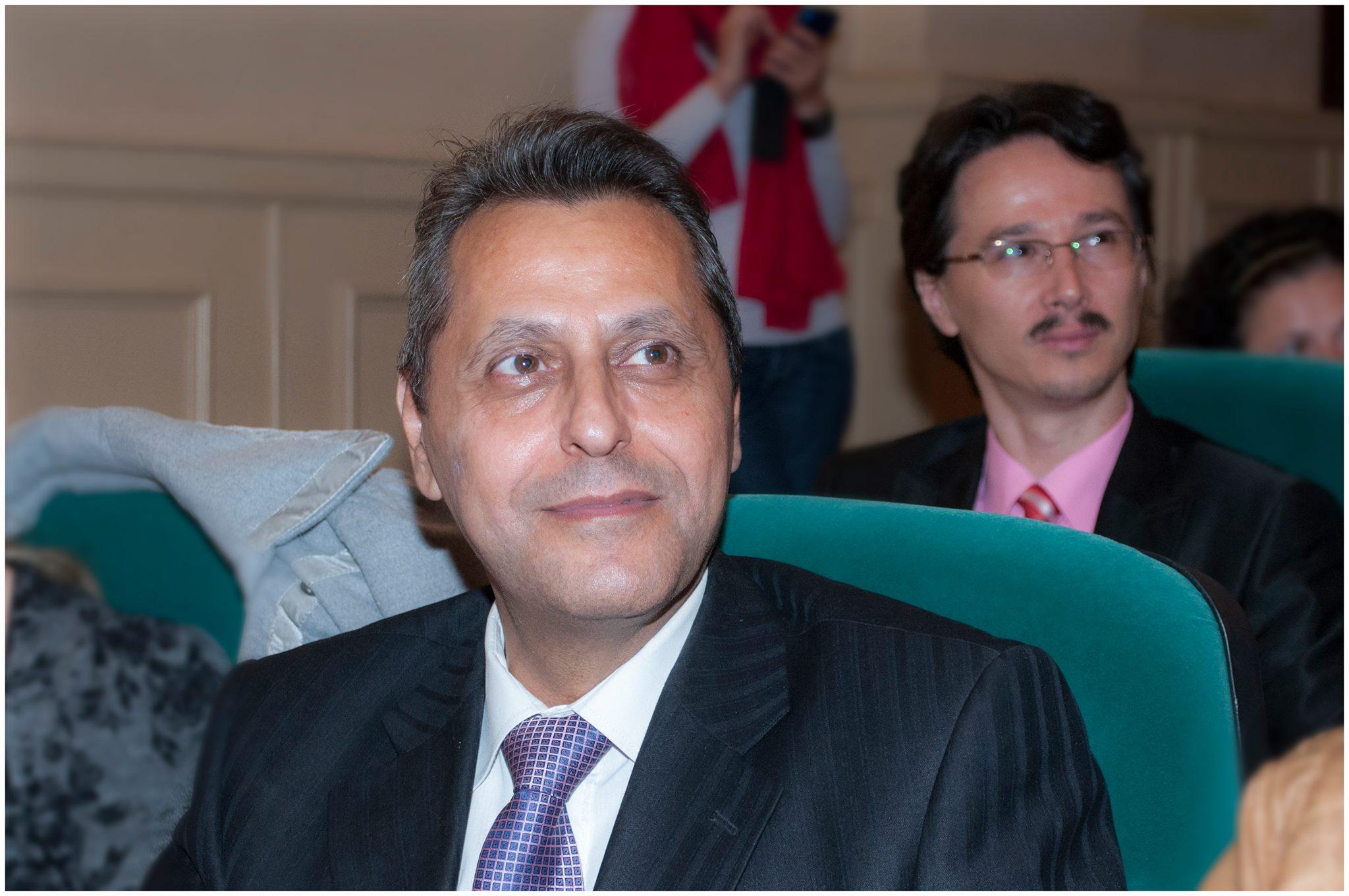 Doctor psiholog Ilie Marinescu