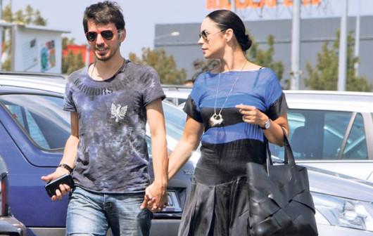 Andreea Marin si Tuncay Ozturk sunt casatoriti de sase luni