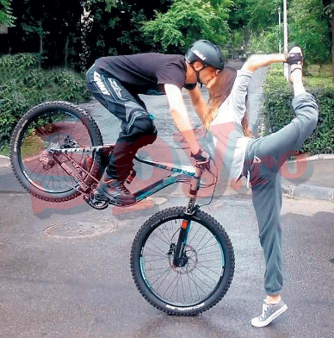 Sport si acrobatie