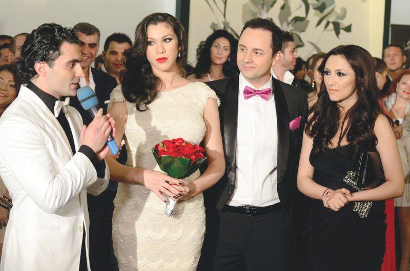 Pepe si Raluca Pastrama s-au cununat civil, inainte de nasterea fetitei lor