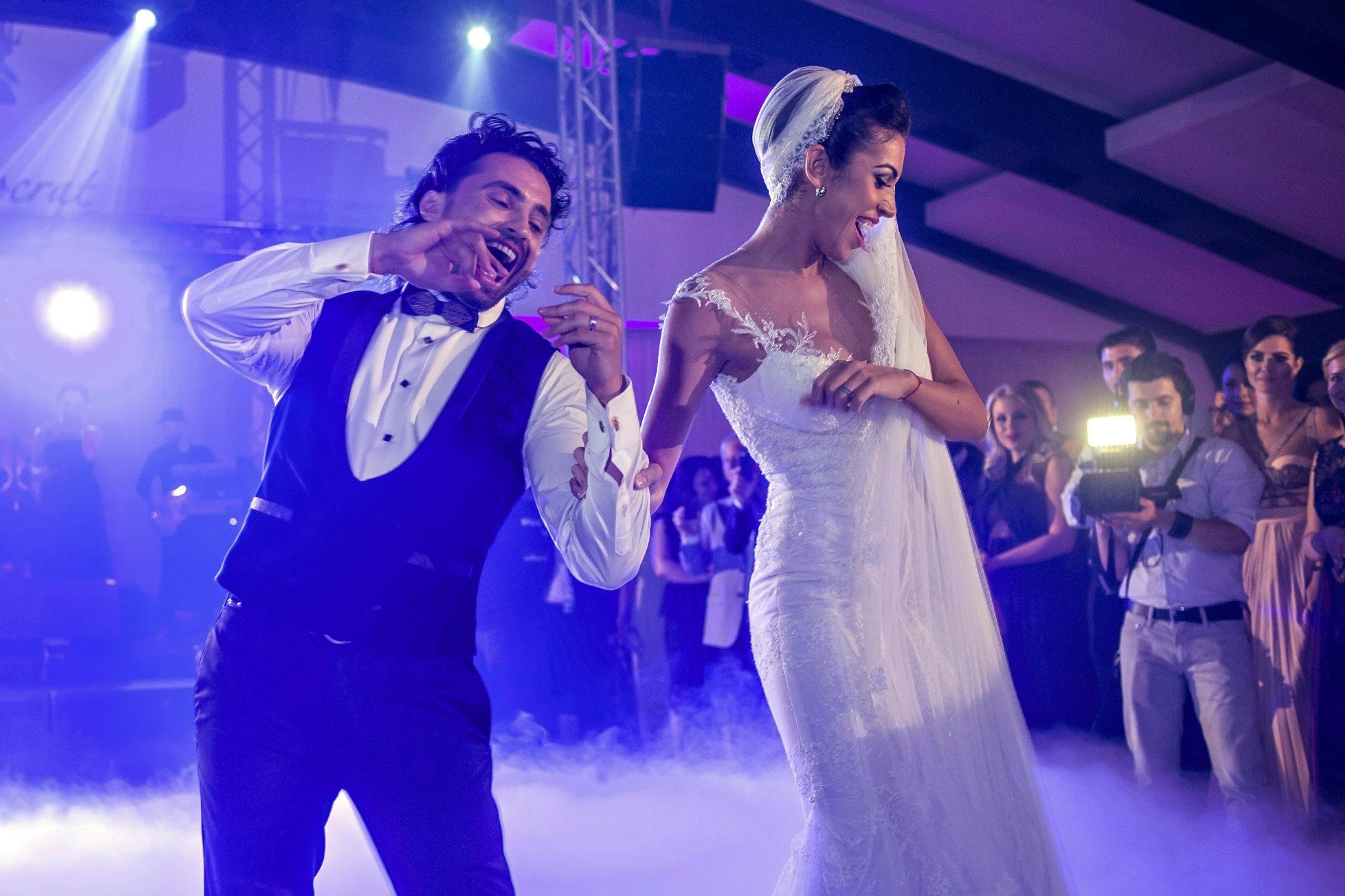 Pepe a fost cel mai fericit barbat din lume la nunta lui