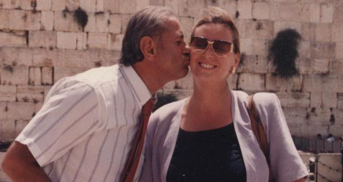 Gheorghe Zamfir si Marie s-au casatorit in urma cu 19 ani