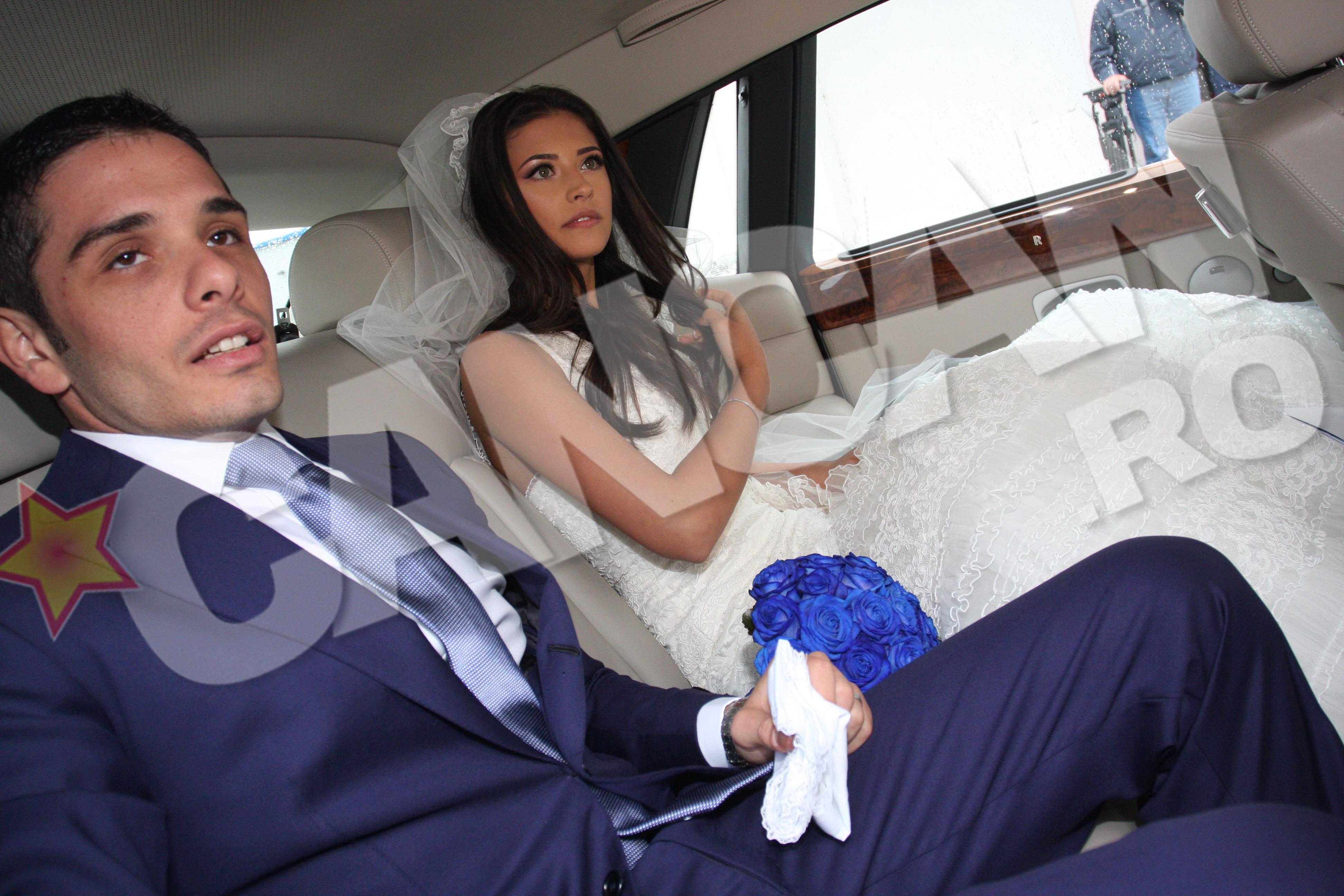 Antonia mai are o fetita impreuna cu fostul sot, Vincenzo Castellano