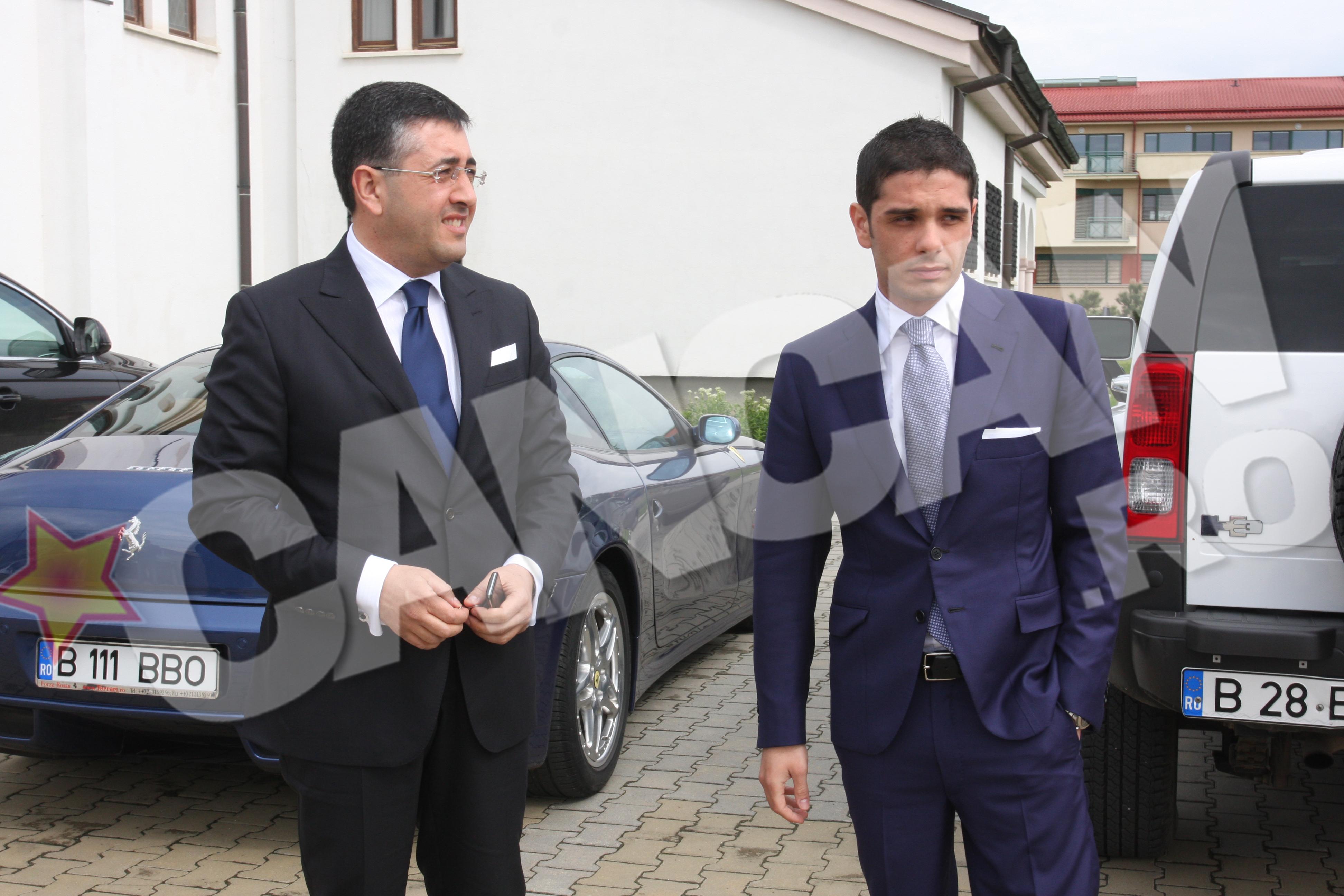 Vincenzo si Ciro Castellano vor sa-i impuna anumite conditii Antoniei