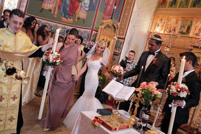 Andreea si Cabral s-au casatorit in urma cu trei ani sursa: andreeapatrascu.ro