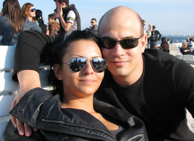 Giulia si Vlad sunt impreuna de mai bine de sapte ani