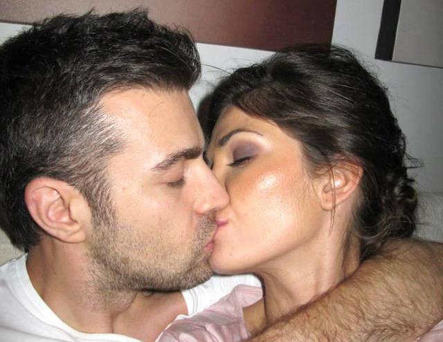 Sotul Alinei a fost surprins de paparazzi Cancan.ro sarutandu-se cu o alta femeie