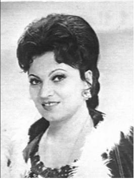 In tinerete, Maria Ciobanu te cucerea cu vocea, dar si cu frumusetea ei