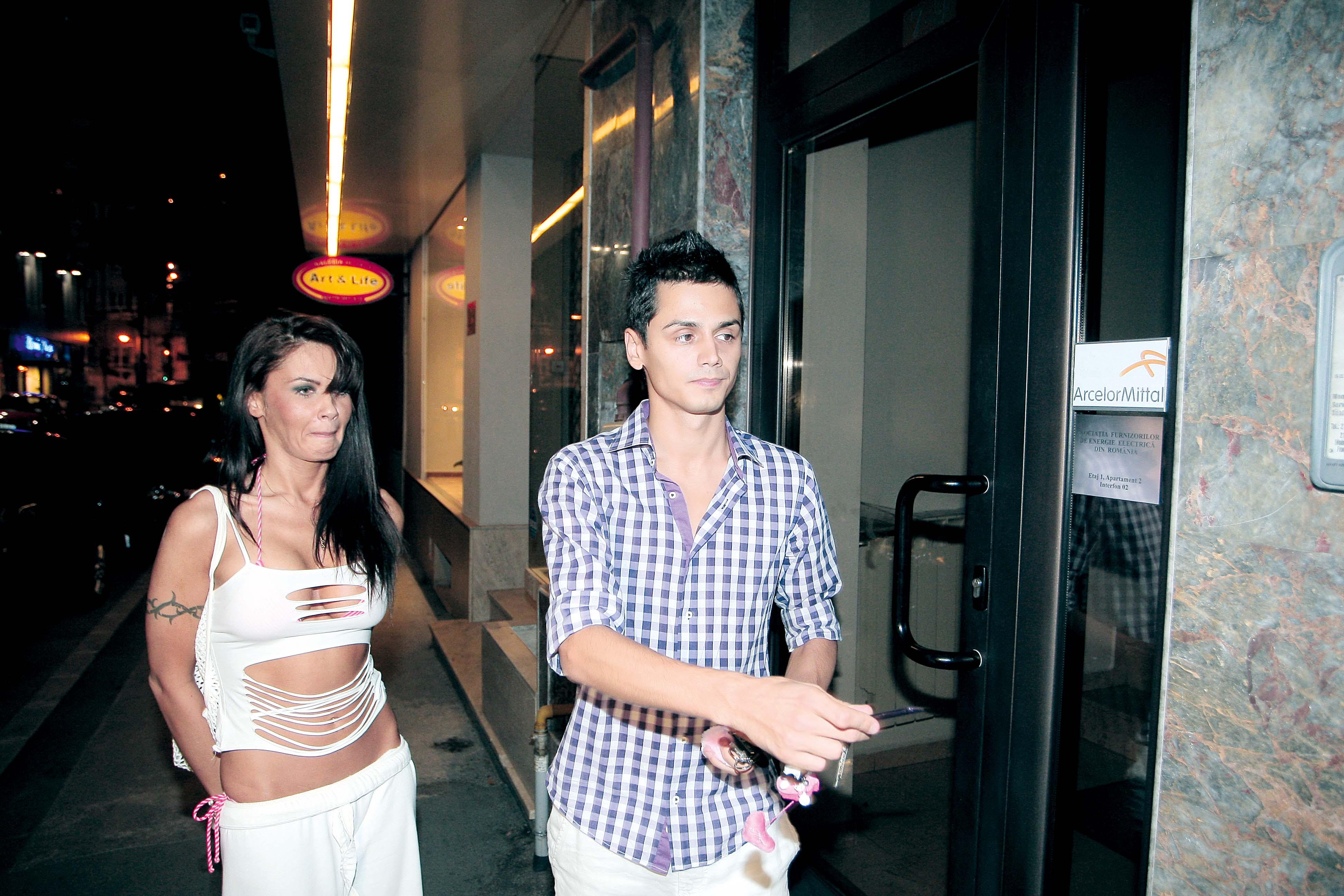 Razvan si Oana au fost impreuna timp de trei ani