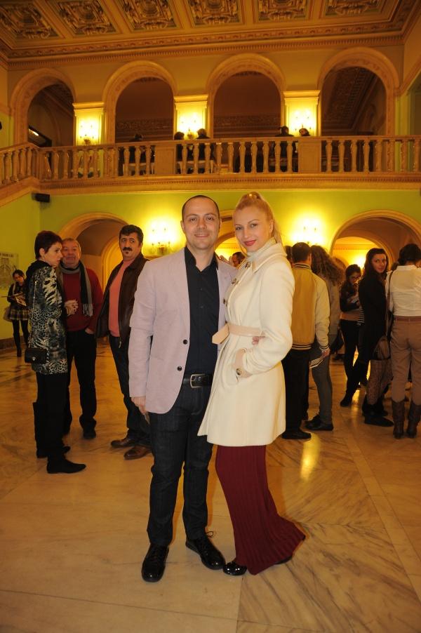 Lora si Dan Badea