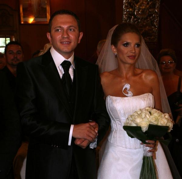 Cristina Spatar si Alin Ionescu au aniversat recent sase ani de la casatorie