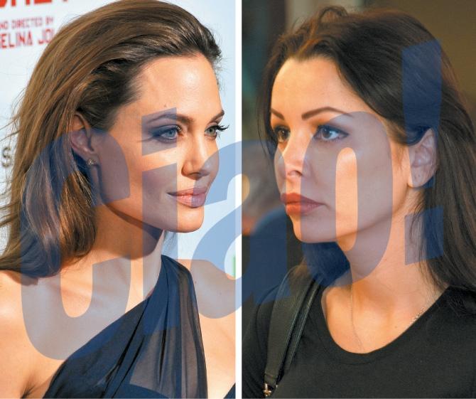 Brigitte si-a dorit sa arate ca Angelina Jolie