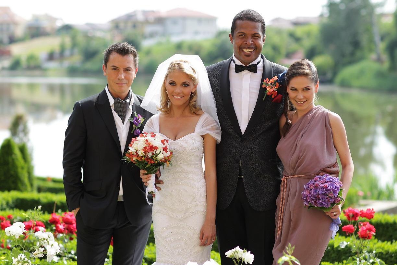 Andreea si Cabral s-au casatorit acum trei ani