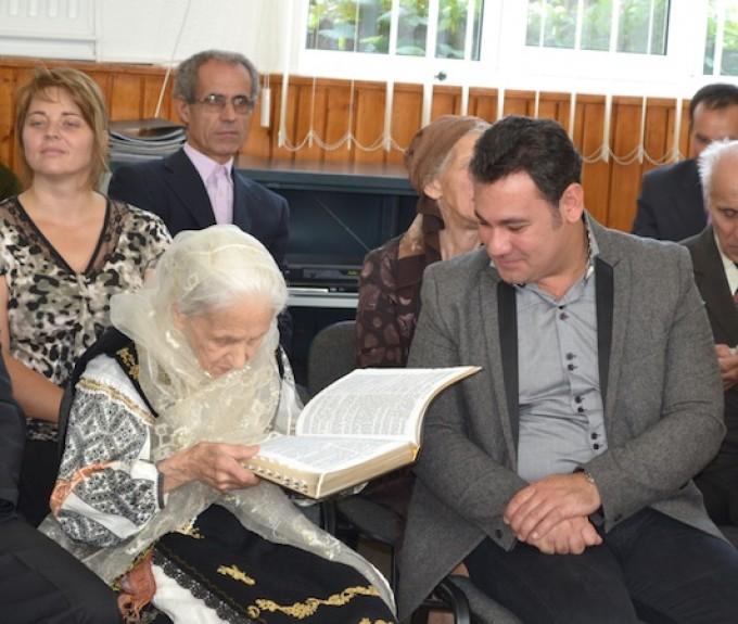 Ionut Dolanescu era foarte apropiat de bunica lui