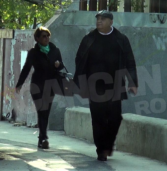 In timp ce tatal ei se afla la vot, Marina Melescanu si sotul ei se indreptau catre o agentie Loto