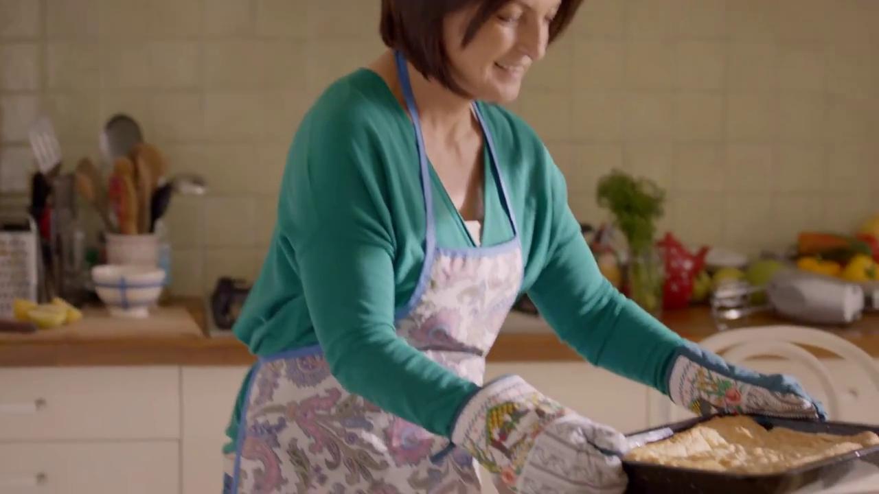 Tania Halep a pregatit o placinta traditionala machedoneasca cu praz