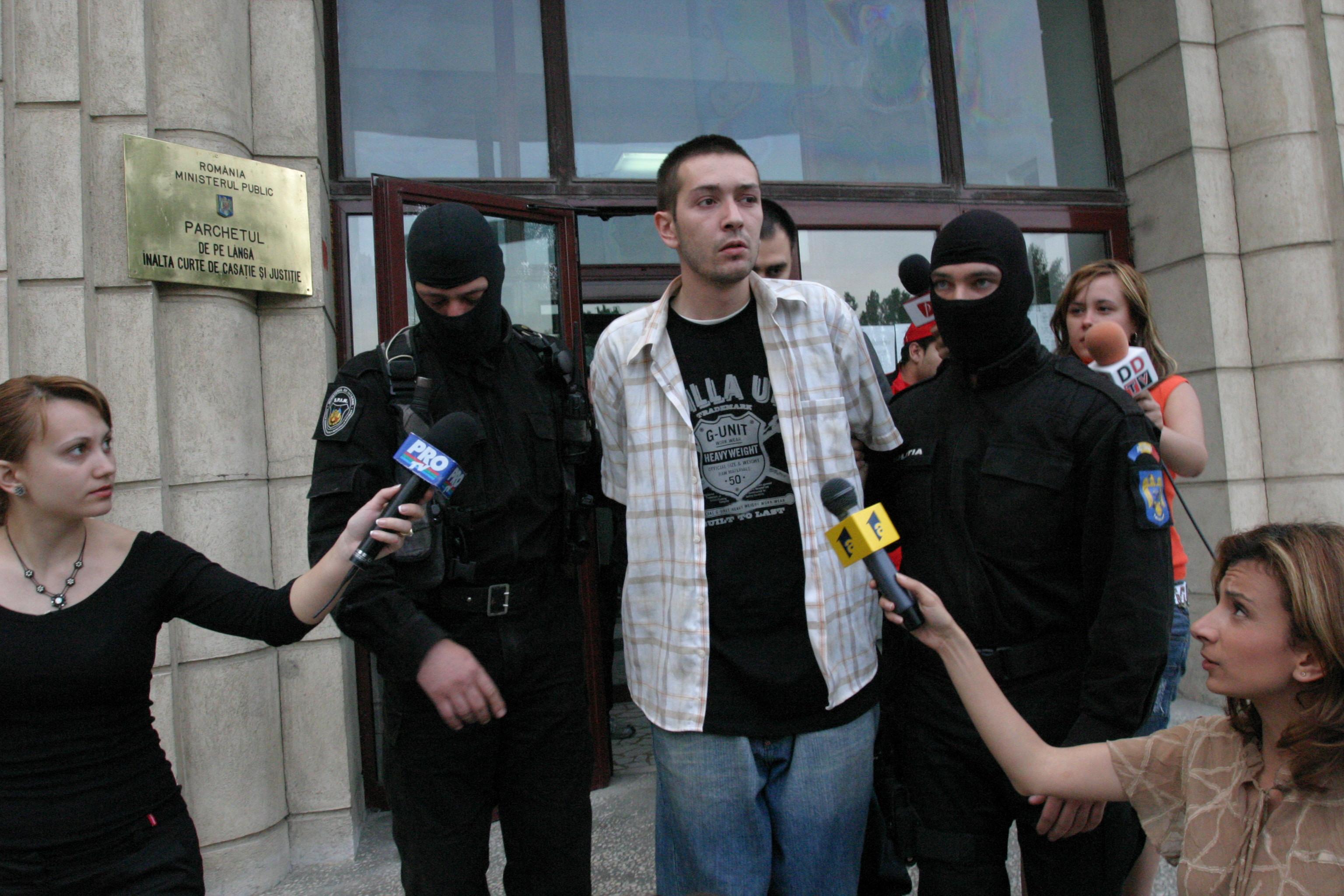 Cantaretul a fost arestat pentru trafic de droguri
