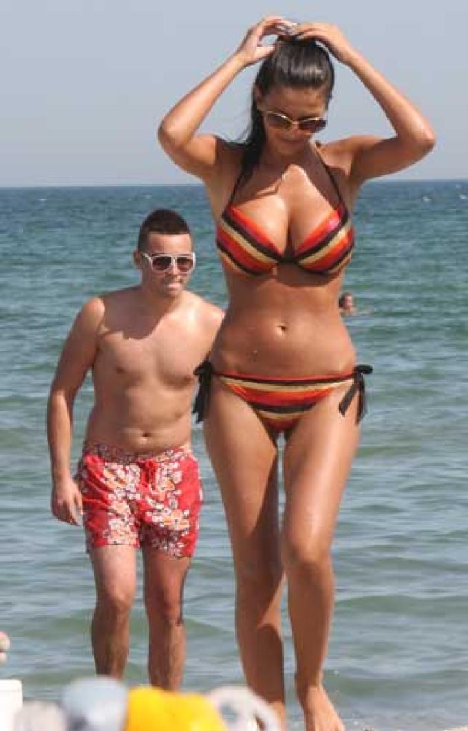 Anstasia a fost si iubita lui Radu Mazare Jr.