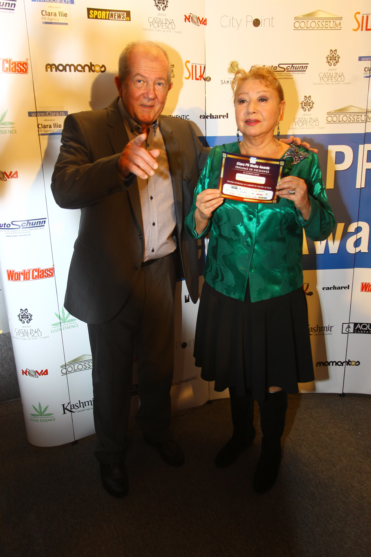 Rodica Popescu Bitanescu si sotul sau sunt impreuna de 40 de ani