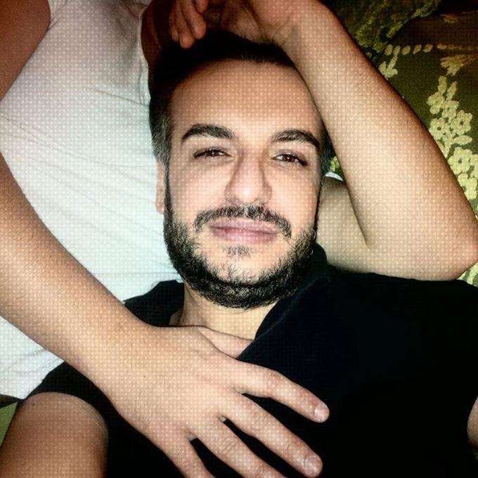 Razvan Ciobanu, alaturi de noul lui iubit