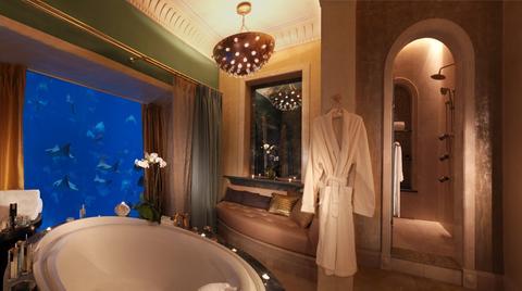 Hotelul Altalntis este unul dintre cele mai cautate din Dubai