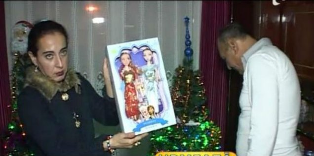 Angelica Constantin a inchiriat un apartament pentru fiica ei