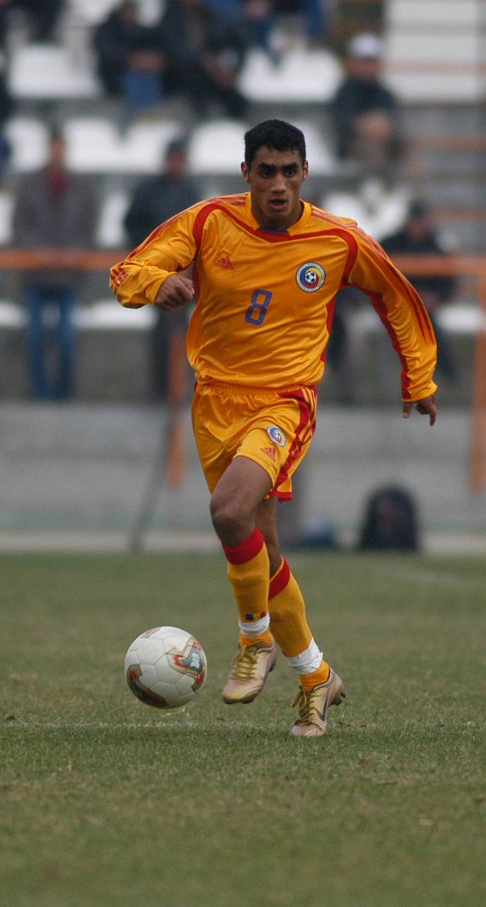 Fotbalistul castiga 600.000 de euro pe an la St Etienne, in Franta