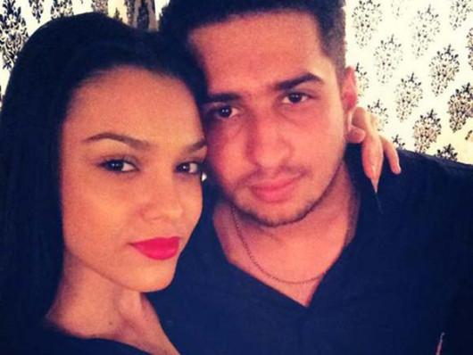 Carmen si Franco s-au cuplat in urma cu doi ani
